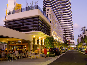 Mecca Bah Gold Coast Broadbeach - Middle Eastern cuisine - image 1 of 6.