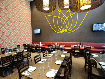 Blu Ginger City - Indian cuisine - image 1 of 5.