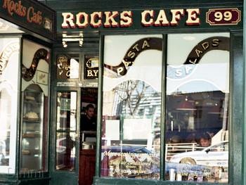 The Rocks Cafe Sydney - Cafe  cuisine - image 1 of 5.