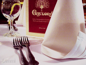 Gaylord Indian Restaurant Melbourne - Indian cuisine - image 7 of 8.