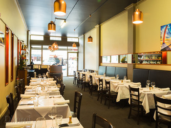 Aagaman Indian Nepalese Restaurant Port Melbourne - Indian cuisine - image 1 of 10.