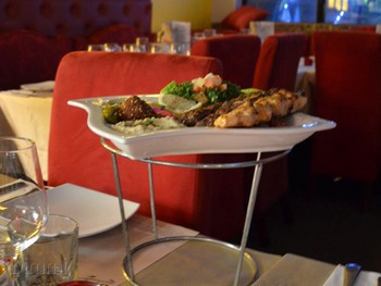 Arabella Restaurant & Bar Newtown - Lebanese cuisine - image 12 of 13.