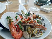 Rick Stein at Bannisters Port Stephens