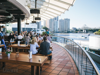 The Bavarian Eagle Street Pier Brisbane - German cuisine - image 2 of 6.