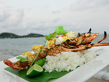 Beach Almond Palm Cove - Asian  cuisine - image 3 of 8.