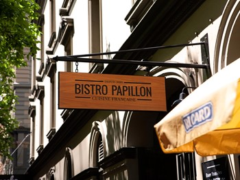 Bistro Papillon Sydney - French cuisine - image 1 of 10.