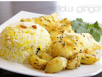 Blu Ginger City - Indian cuisine - image 5 of 5.