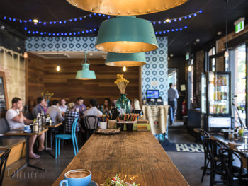 Blue Door Newcastle - Modern Australian cuisine - image 8 of 11.
