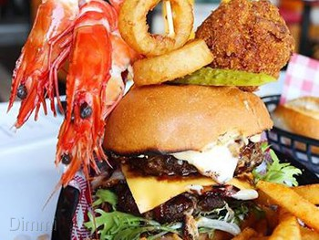 CJ's Crab Shack & Grill Penrith - Burger cuisine - image 17 of 17.