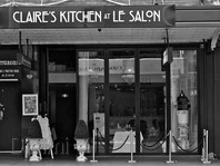 Claire's Kitchen at Le Salon