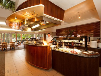 Coral Hedge Brasserie Cairns - Australian  cuisine - image 1 of 6.