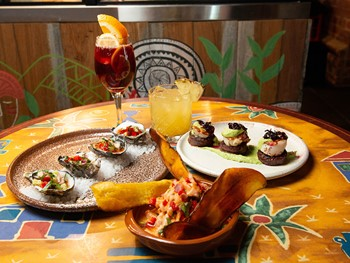 Cumbia Bar - Kitchen Adelaide - South American  cuisine - image 12 of 28.