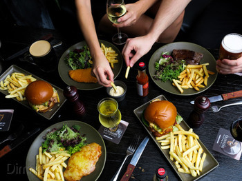 Dove & Olive Surry Hills - Pub Grub cuisine - image 1 of 9.