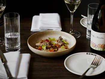 Edwin Wine Bar & Cellar Melbourne - Australian  cuisine - image 2 of 4.
