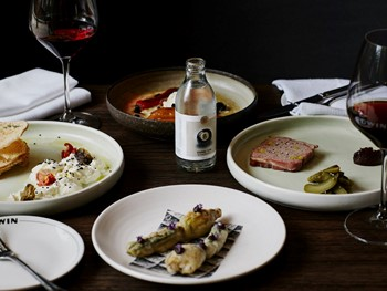 Edwin Wine Bar & Cellar Melbourne - Australian  cuisine - image 1 of 4.