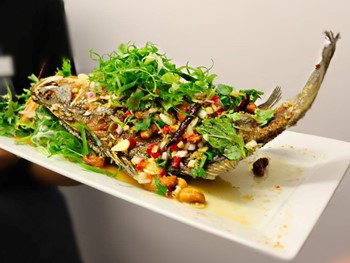 Full Moon Bar and Restaurant Fortitude Valley - Asian  cuisine - image 4 of 13.