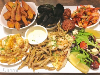 George's Meze Subiaco - Greek cuisine - image 8 of 16.