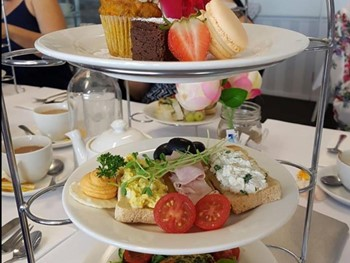 The Dawn Tea Rooms Chermside - Cafe  cuisine - image 12 of 12.