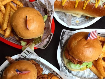 Greaser Fortitude Valley - American  cuisine.