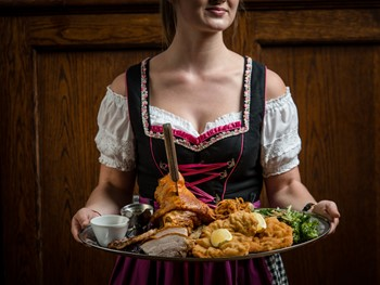 Hofbrauhaus Melbourne - German cuisine - image 6 of 7.