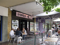 Homers Cafe Eastwood