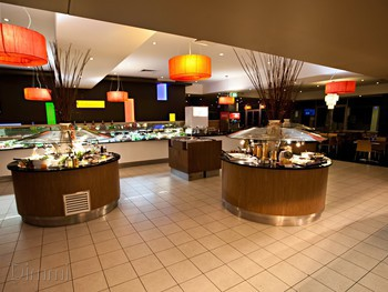 Hotel Richlands Richlands - Buffet cuisine - image 3 of 3.
