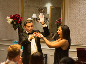 Impossible Occurrences Magic Show Melbourne - Modern Australian cuisine - image 4 of 6.