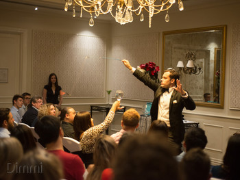 Impossible Occurrences Magic Show Melbourne - Modern Australian cuisine - image 6 of 6.