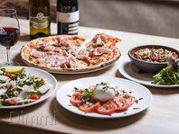 Ironbark Woodfired Pizza Restaurant