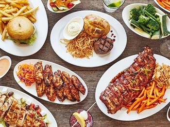 Kellys Bar & Grill Bondi Junction - Ribs and Grill cuisine - image 1 of 8.
