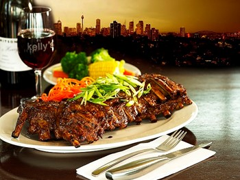 Kellys Bar & Grill Bondi Junction - Ribs and Grill cuisine - image 5 of 8.