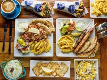 Little Greece Parramatta - Greek cuisine - image 1 of 6.