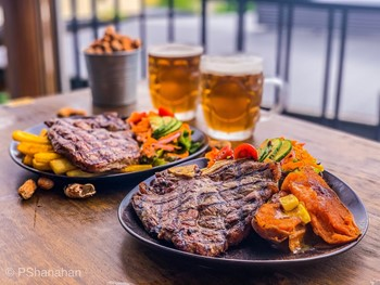 Lonestar Ribhouse Smithfield - Ribs and Grill cuisine - image 1 of 4.