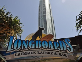 Longboards Laidback Eatery & Bar Surfers Paradise - Modern Australian cuisine - image 1 of 9.
