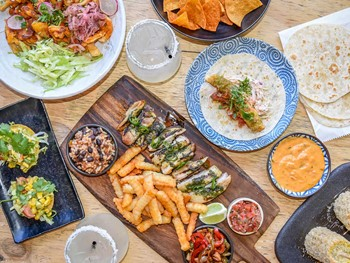 Lucky Lupitas North Adelaide - Mexican cuisine - image 1 of 4.
