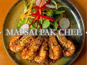 MAI SAI PAK CHEE Cairns City - Thai  cuisine - image 1 of 4.