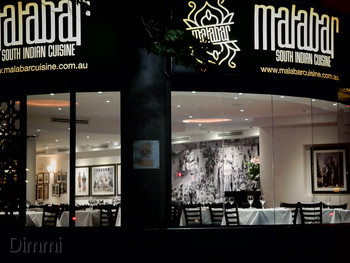 Malabar @ Darlinghurst Darlinghurst - Indian cuisine - image 9 of 17.