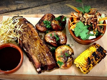 Meatworks Co South Melbourne - Ribs and Grill cuisine - image 2 of 12.