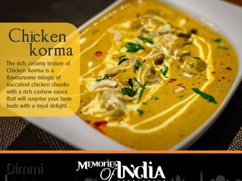 Memories of India Millner - Indian cuisine - image 3 of 8.