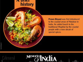 Memories of India Millner - Indian cuisine - image 6 of 8.