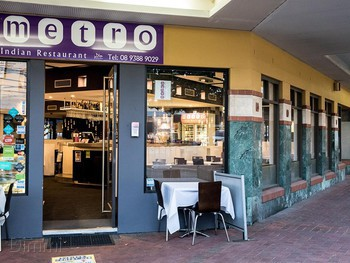 Metro Indian Restaurant Subiaco - Indian cuisine - image 2 of 5.
