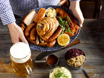 Munich Brauhaus South Brisbane - German cuisine - image 2 of 3.