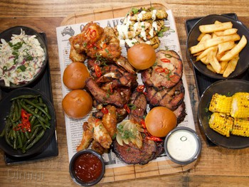 Murrays BBQ and Bar at the Exchange Gawler - Modern Australian cuisine - image 1 of 6.
