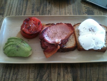 Napona Ocean Grove - Breakfast cuisine - image 4 of 5.