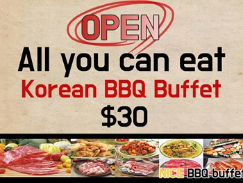 Nice BBQ Buffet Surry Hills - Korean cuisine - image 9 of 11.