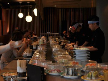 Niji Sushi Bar Kingsford - Japanese cuisine - image 11 of 11.