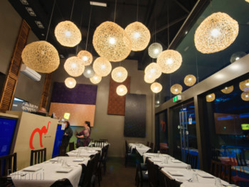 Nine Elephants Docklands - Thai  cuisine - image 1 of 3.