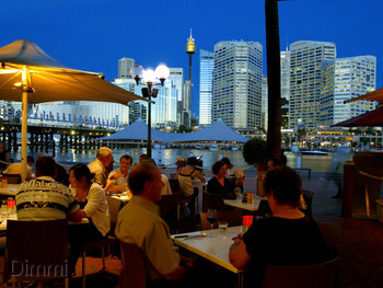 Olivo Restaurant Darling Harbour - Breakfast cuisine - image 1 of 7.