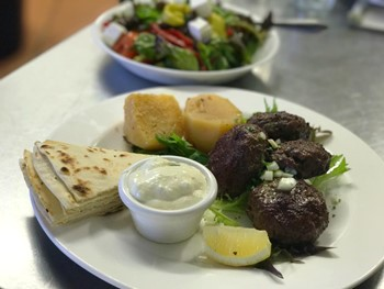Ouzeri West End - Mediterranean cuisine - image 7 of 8.