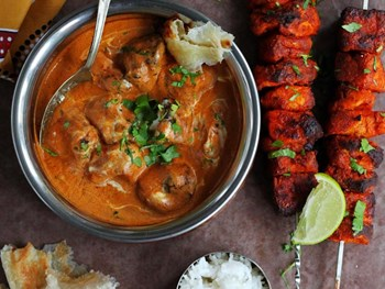 Punj Aab's Crows Nest - Indian cuisine - image 1 of 4.